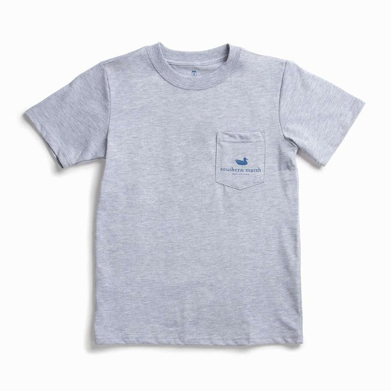 Youth Southern Horizons - Cypress Tee by Southern Marsh - FINAL SALE