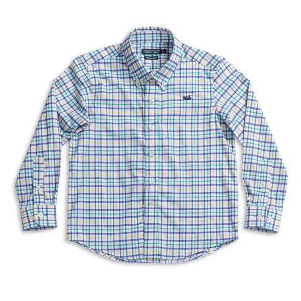 Southern Marsh Youth Chambers Performance Dress Shirt by Southern Marsh