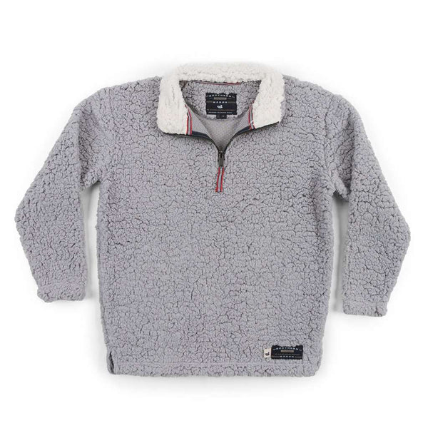 Southern Marsh Youth Appalachian Pile Pullover by Southern Marsh