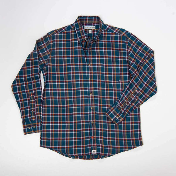 Country Club Prep Legion Plaid / S