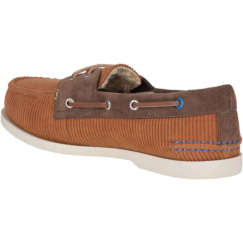 Sperry Men's Authentic Original Plush Corduroy Boat Shoe by Sperry