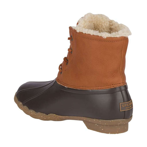 Sperry Women's Saltwater Winter Luxe Duck Boot by Sperry