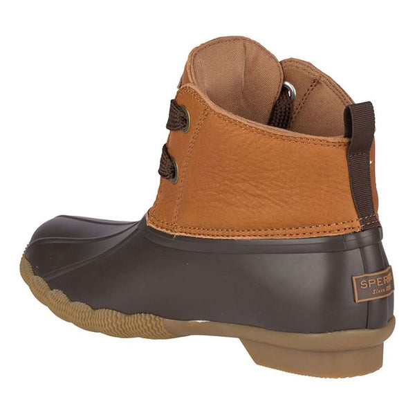 Sperry Women's Saltwater 2-Eye Leather Duck Boot by Sperry