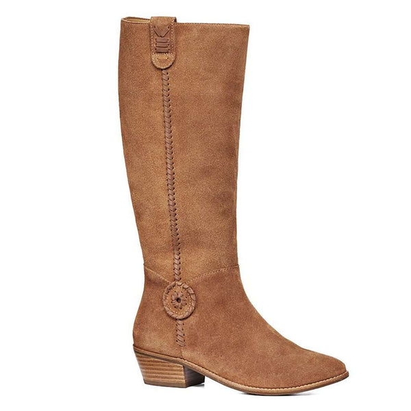Sawyer Suede Boot in Oak by Jack Rogers