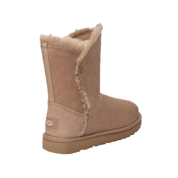 UGG Women's Classic Short Fluff High-Low Boot by UGG