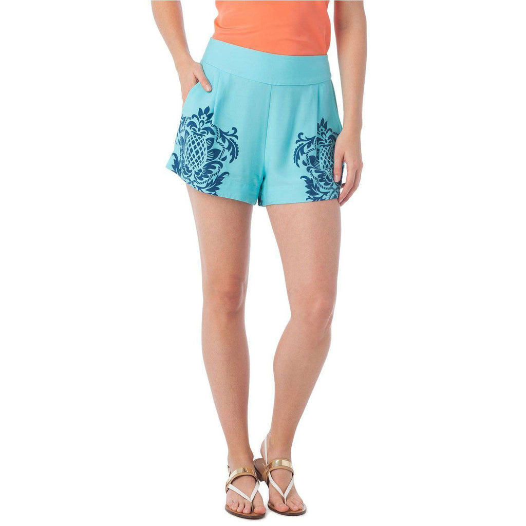 Paige Short in Charleston Filigre by Southern Tide  - 1