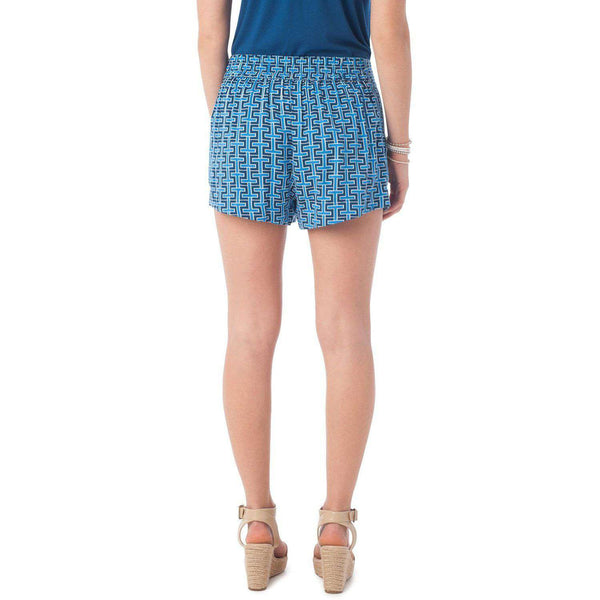 Signature Print Paige Shorts by Southern Tide  - 2
