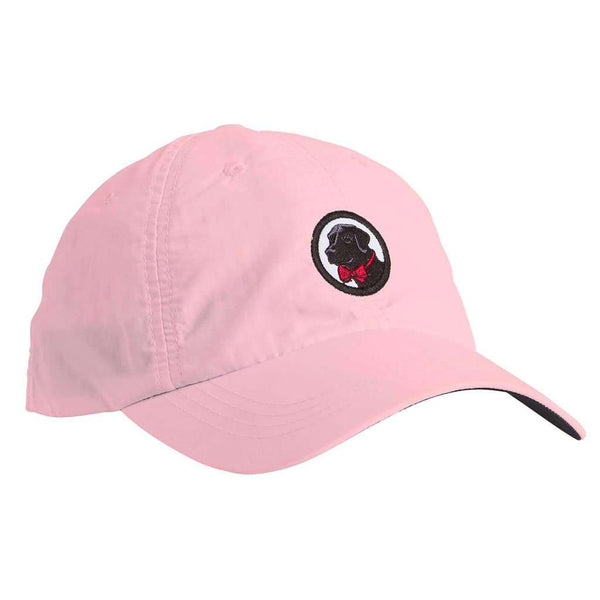 Southern Proper Performance Frat Hat in Porch Pink