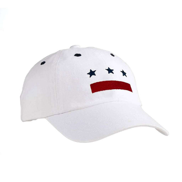 Southern Proper The OG Frat Hat in White