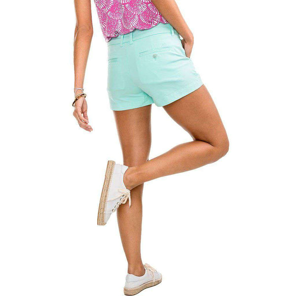 "3"" Leah Short in Offshore Green by Southern Tide - FINAL SALE"
