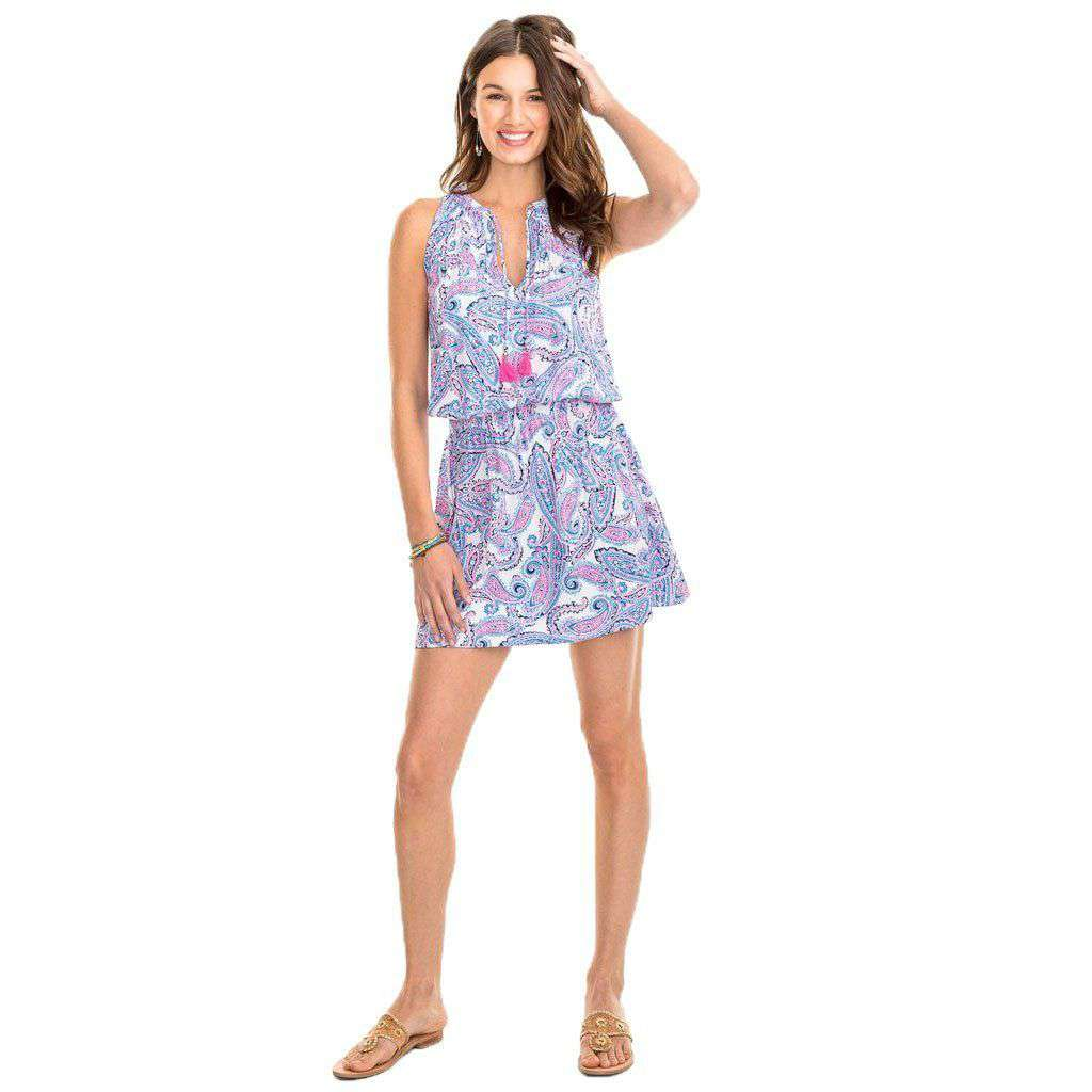 152fd39be337 Southern Tide Annabel Dress in Ocean Channel – Country Club Prep