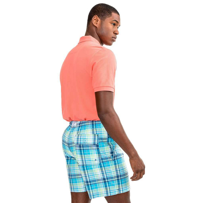 Southern Tide Skipjack Polo in Shell Pink by Southern Tide