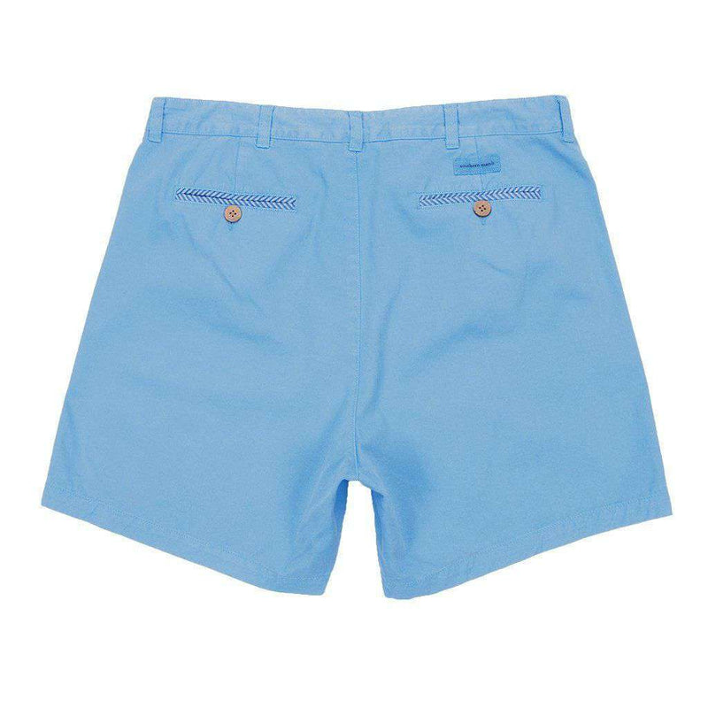 "6"" SEAWASH™ Charleston Short in Light Blue by Southern Marsh - FINAL SALE"