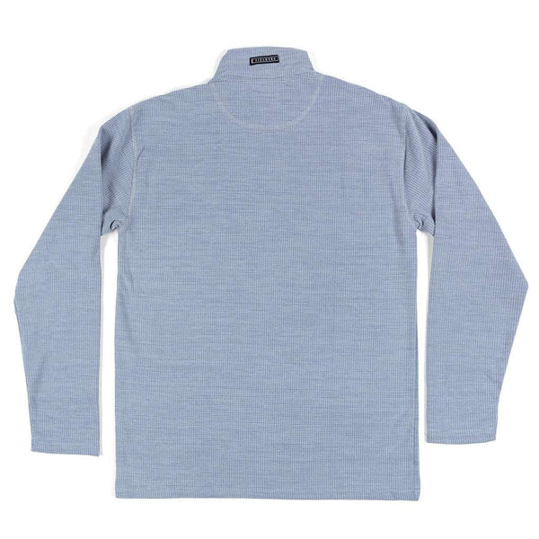 FieldTec™ Contour Pullover in Light Gray by Southern Marsh - FINAL SALE