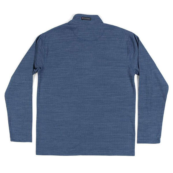 FieldTec™ Contour Pullover in Washed Navy by Southern Marsh - FINAL SALE