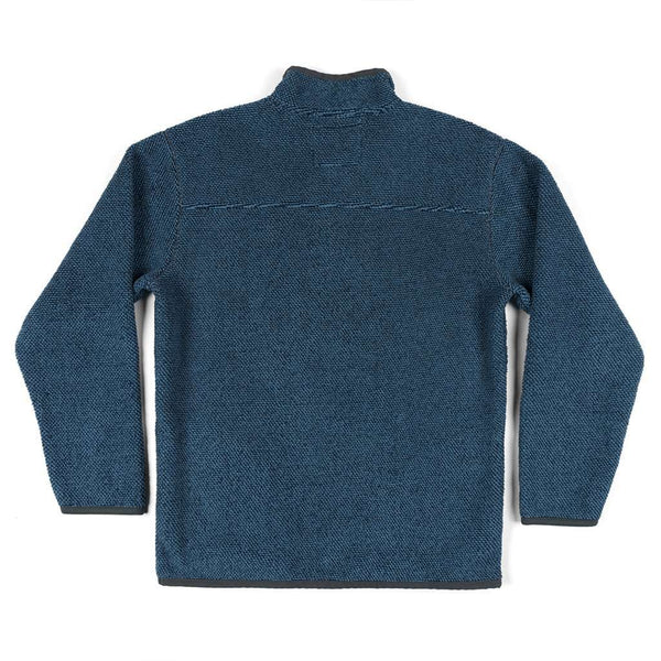 Highland Alpaca Pullover in Navy by Southern Marsh