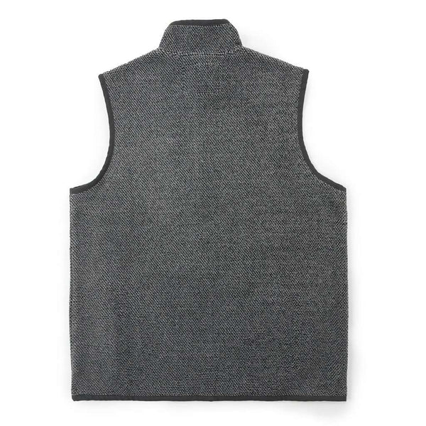 Highland Alpaca Vest in Charcoal Gray by Southern Marsh