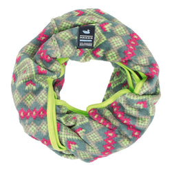 Southern Marsh Pisgah Aztec Scarf in Dark Green by Southern Marsh