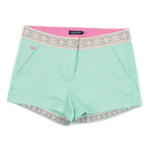 Southern Marsh The Hannah Short in Mint