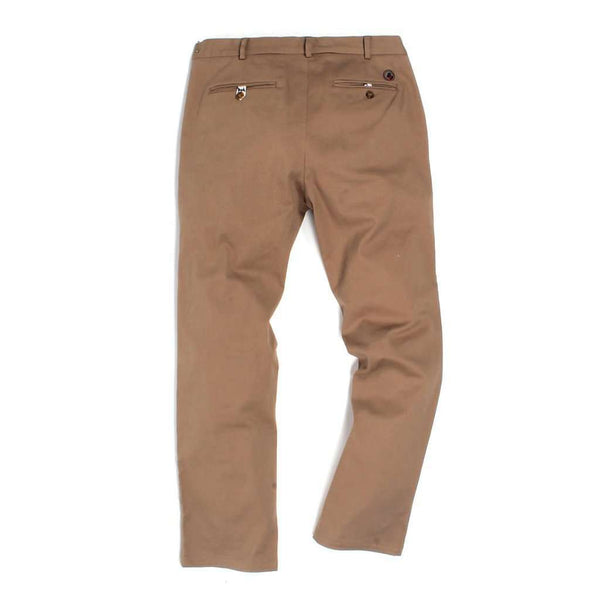 Thomas Pant in Khaki by Southern Proper - FINAL SALE