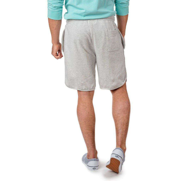 Athleisure Weekend Short in Glacier Grey by Southern Tide - FINAL SALE