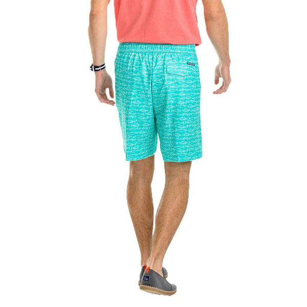 Southern Tide Cast Off Water Short