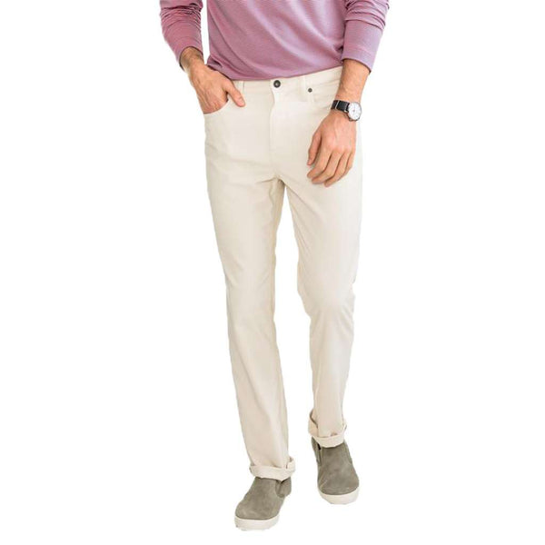 Southern Tide Intercoastal Performance Pant  stone
