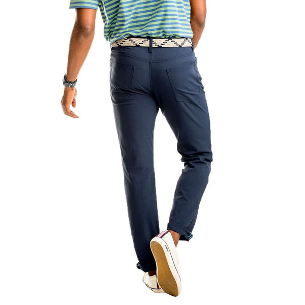 Intercoastal Performance Pant in True Navy by Southern Tide