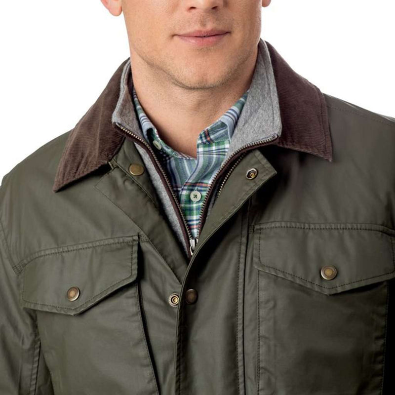 Maritime Jacket in Lakeside Pine by Southern Tide