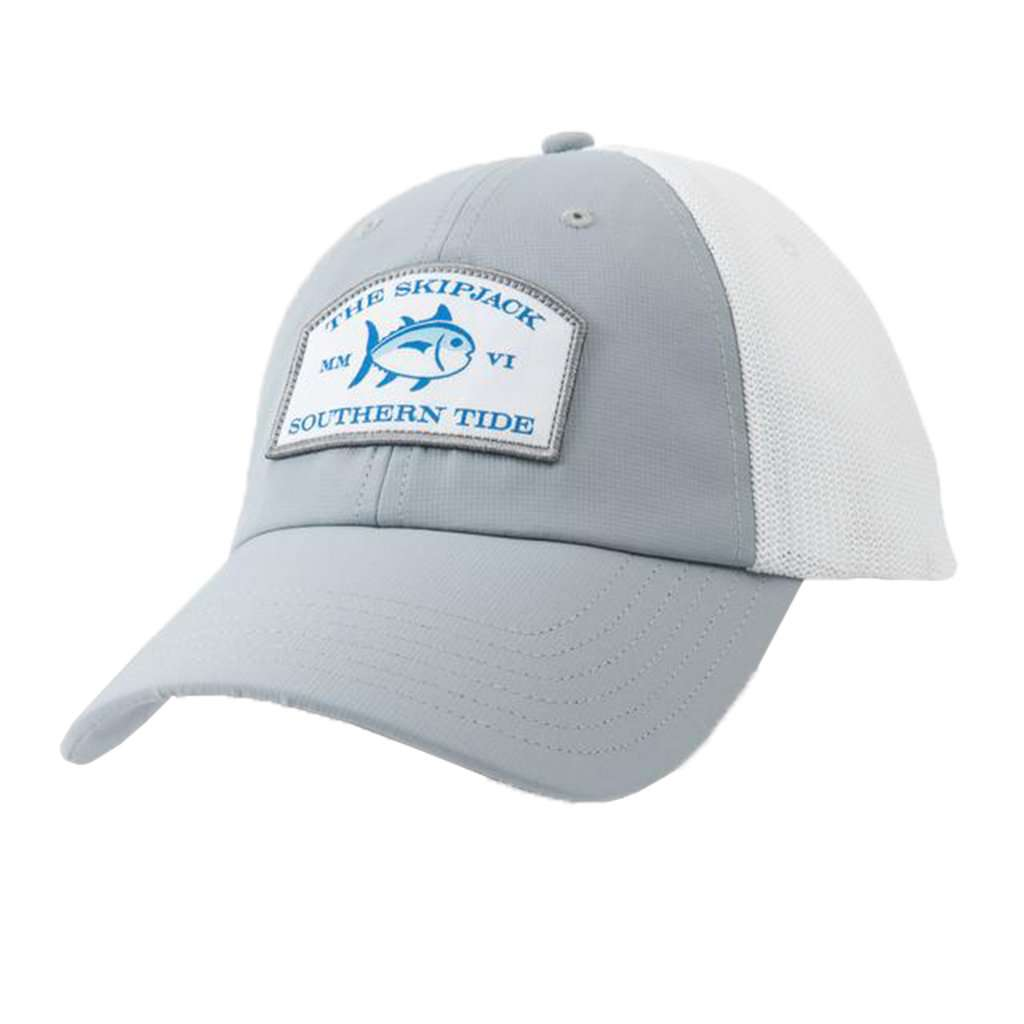 2e4e22abaff Southern Tide Original Skipjack Fitted Trucker Hat – Country Club Prep