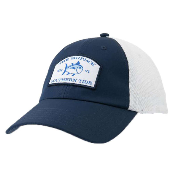 Original Skipjack Fitted Trucker Hat by Southern Tide
