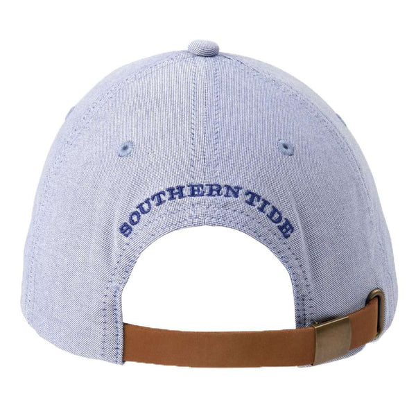 Oxford Cotton Skipjack Hat by Southern Tide