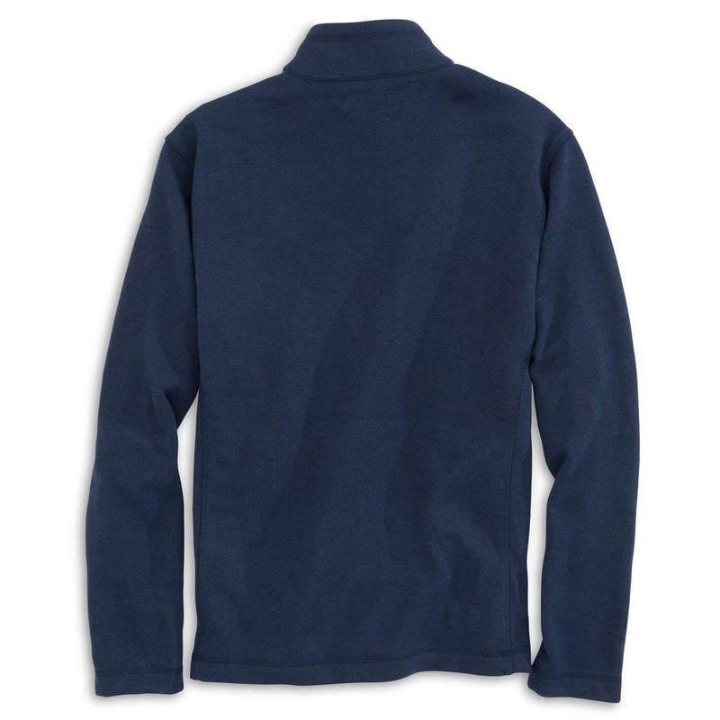 Samson Peak 1/4 Zip Sweater Fleece in True Navy by Southern Tide - FINAL SALE