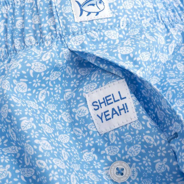 Sea Turtles Boxer by Southern Tide