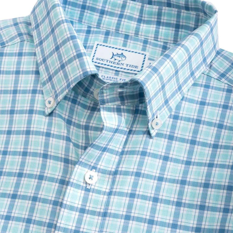 Southern Tide Seaward Plaid Button Down Shirt by Southern Tide