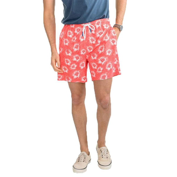 Southern Tide Shorefun Swim Trunk