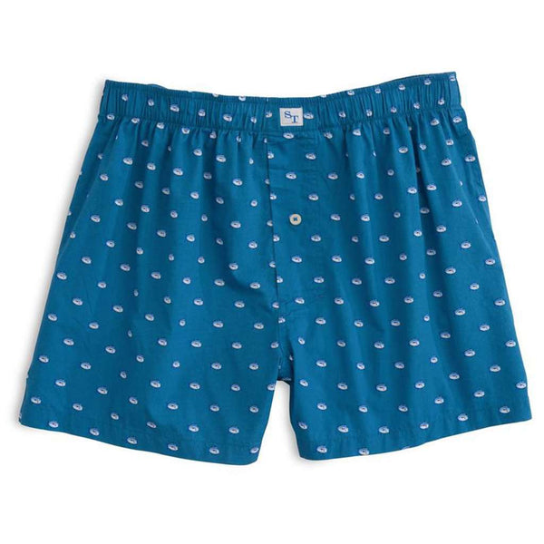 Southern Tide Skipjack Boxer in Deep Water