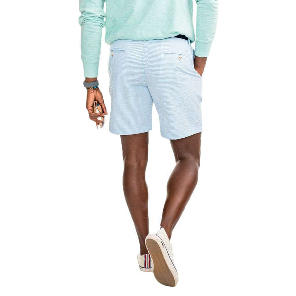 Southern Tide Stretch Seersucker Short
