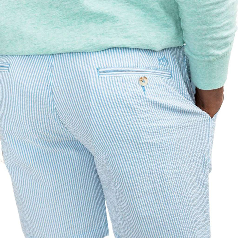 Stretch Seersucker Short by Southern Tide - FINAL SALE
