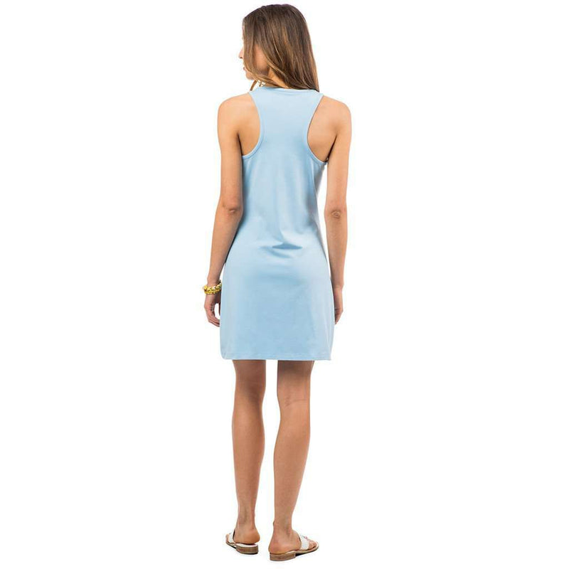 Summer Daze Dress in Sky Blue by Southern Tide - FINAL SALE