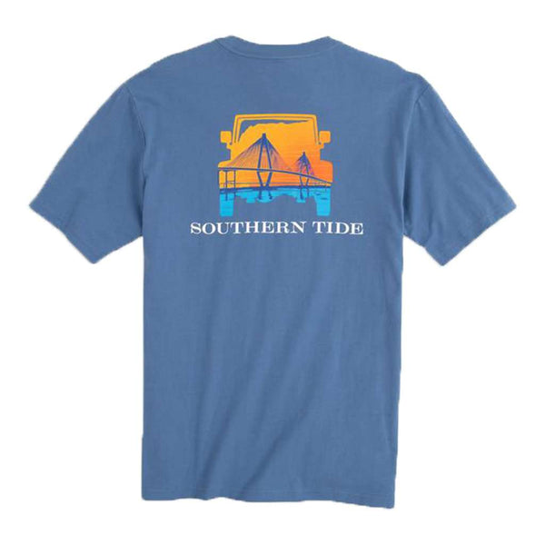 Southern Tide Sunset Bridge T-Shirt
