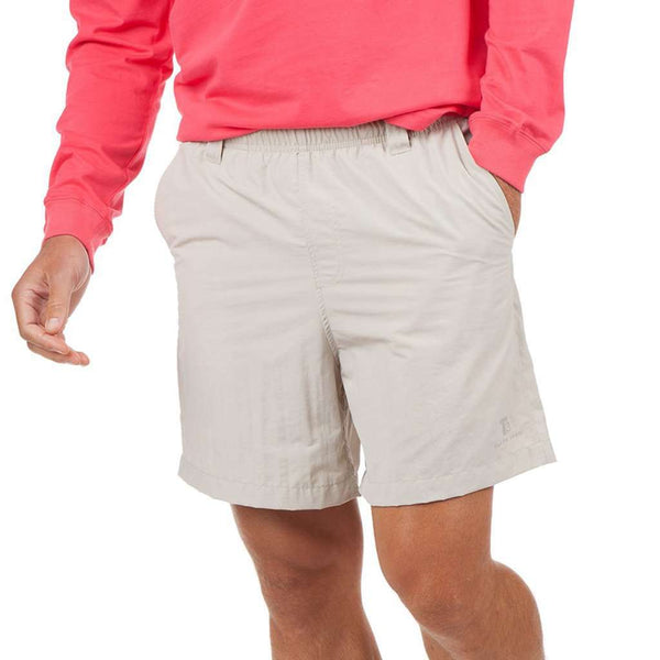 9455ec994 ... T3 Fairlead Performance Short in Marble Grey by Southern Tide - Country  Club Prep