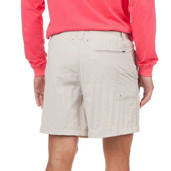 T3 Fairlead Performance Short in Marble Grey by Southern Tide - FINAL SALE