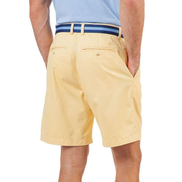 "The 9"" Skipjack Short in Pineapple by Southern Tide - FINAL SALE"