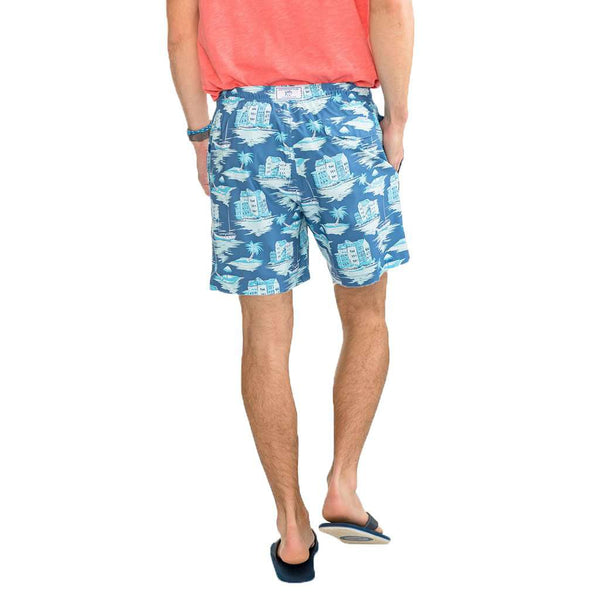 Waterline Swim Trunk by Southern Tide - FINAL SALE