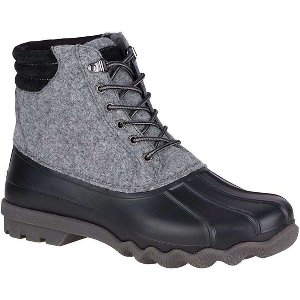 Avenue Wool Duck Boot in Grey by Sperry