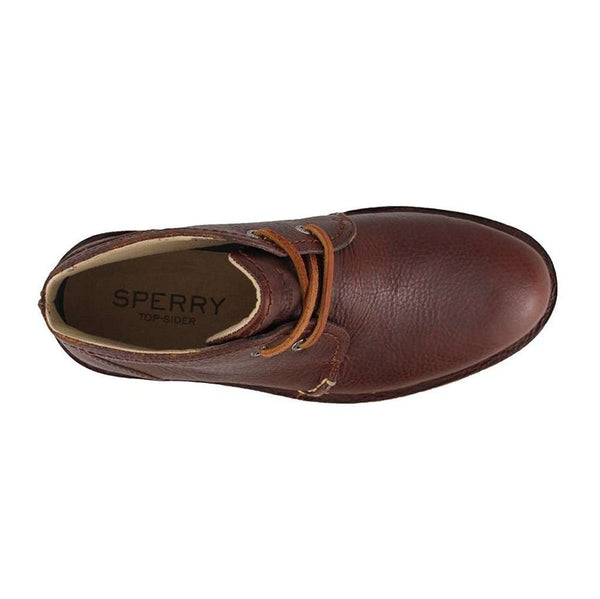 Sperry Men's Dockyard Chukka Boots in Brown