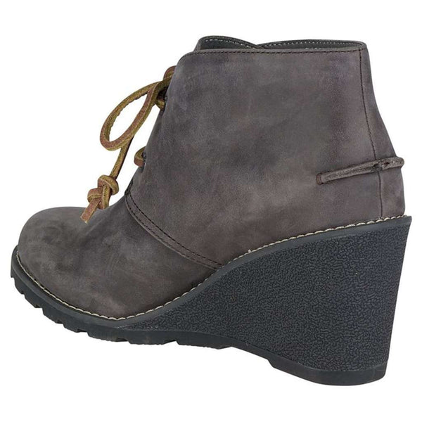 Sperry Women's Celeste Prow Bootie in Grey