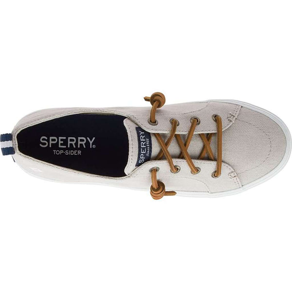 Sperry Women's Crest Vibe Sneaker in Oat