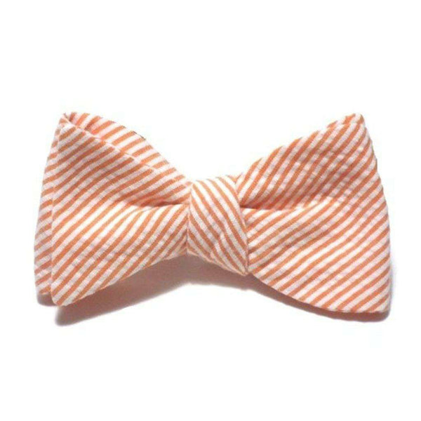 Starboard Clothing Co. Classic Orange Seersucker Beau